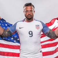 "Seth Jahn, U.S. Army Special Forces Veteran and U.S. Men's PNT Co-Captain said, ""Soccer Saved My Life."""